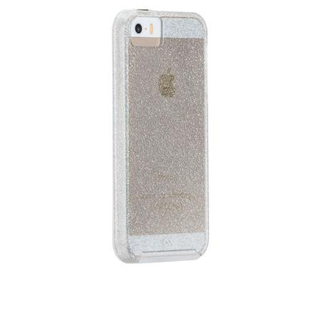 Case-Mate - Sheer Glam pouzdro pro Apple iPhone SE / 5S / 5, champagne
